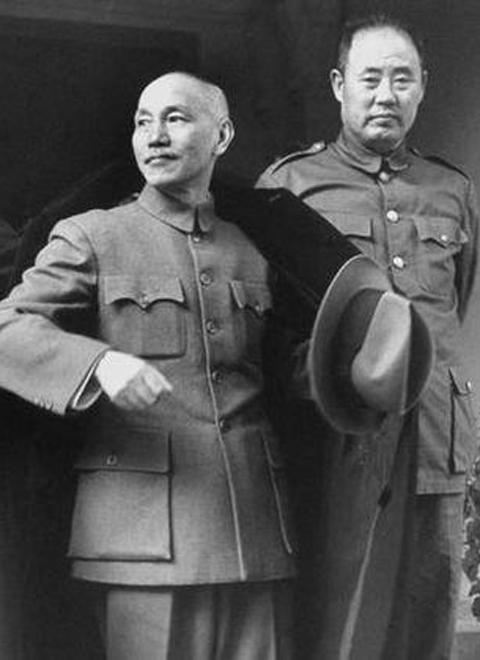 蒋介石最信任的卧底将军